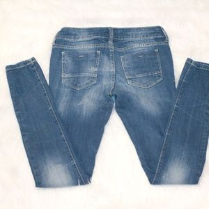 Decree Jeans - Decree super skinny jeans